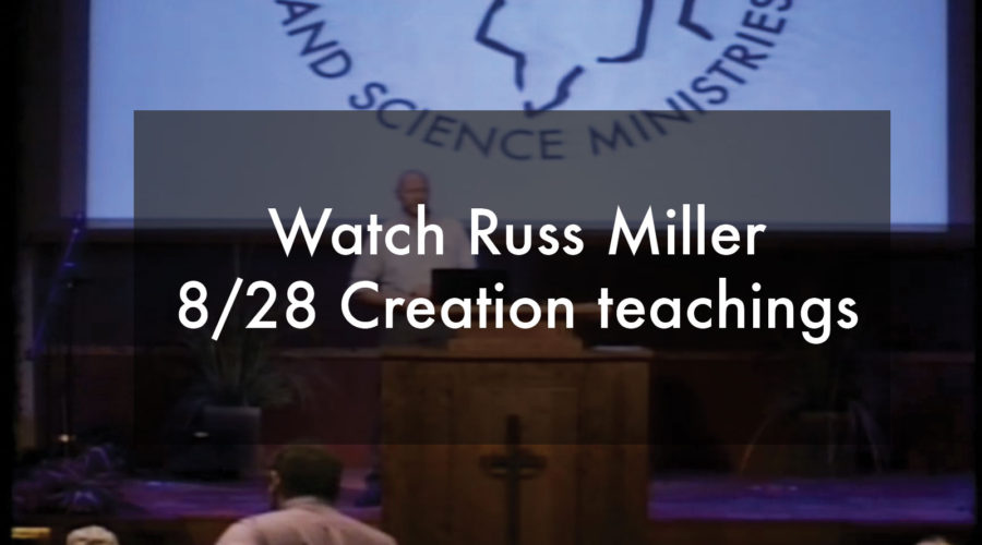 Watch Russ Miller's teachings from 8/28