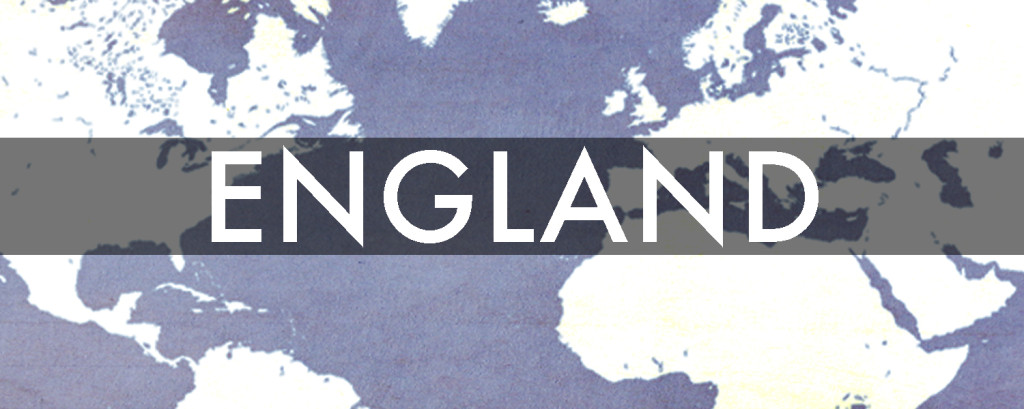 2 MISSIONS - ENGLAND